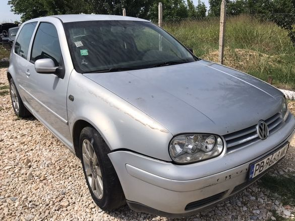 VW GOLF 4 1.6i GAZ