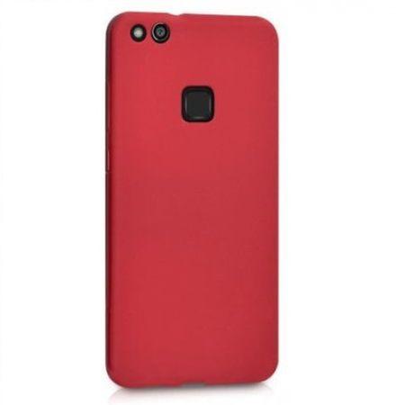 Husa pentru Huawei P10 Lite, GloMax Perfect Fit, Rosu