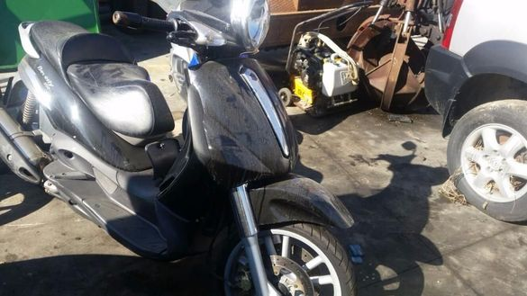 Мотоциклет,скутер ПиаджоБевърли( Piaggio Beverly) -125;250;500 на част