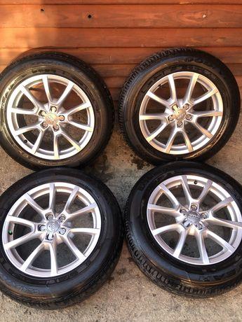 """Jante 18"""" Audi Q3/Q5 anvelope 235/60/18"""