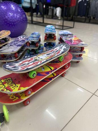 Скейтборды разные