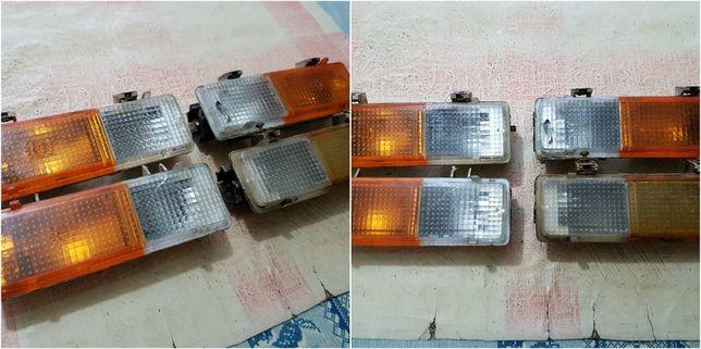 Accesorii.Dacia 1300/1310.2seturi lampi semnalizare/pozitie.Pret bun