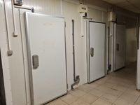 Врата за хладилна камера 85х185см с праг