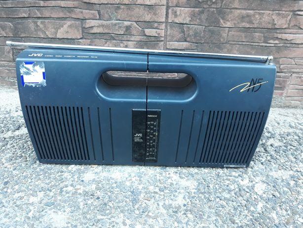 Radio casetofon JVC