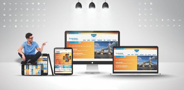 Servicii WebDesign / Site de prezentare / Magazin Online / Wordpress