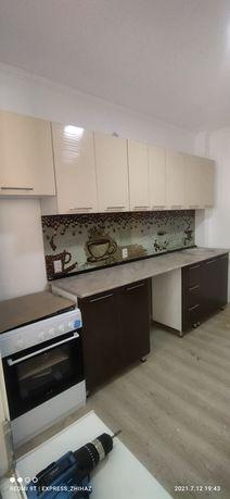 Кухни, кухынный мебель, ас үй жиһазы кухнный корейски акрил, ламинат
