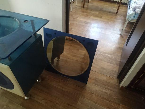 Раковина зеркала