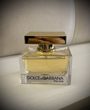 Туалетная вода Dolce&Gabbana the One