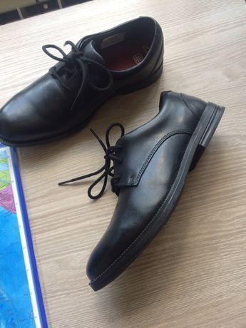 Туфли 34-35 новые кожа натуральная