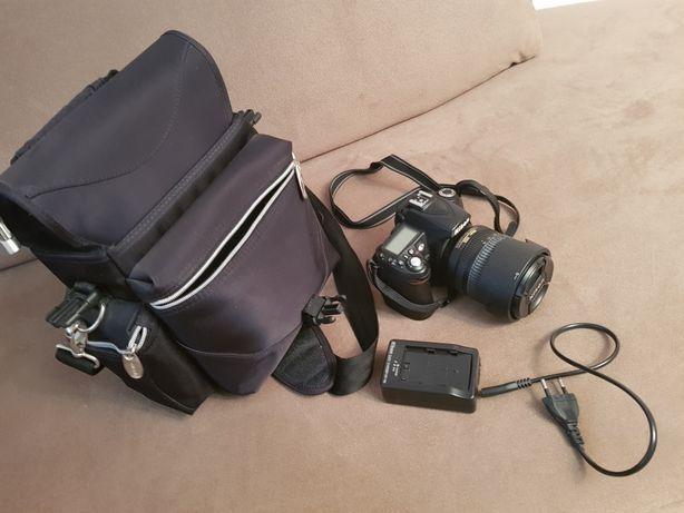 Aparat foto Nikon d90