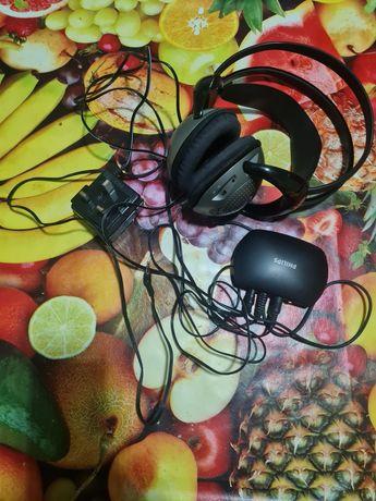 Продавам слушалки Phillips SHC2000