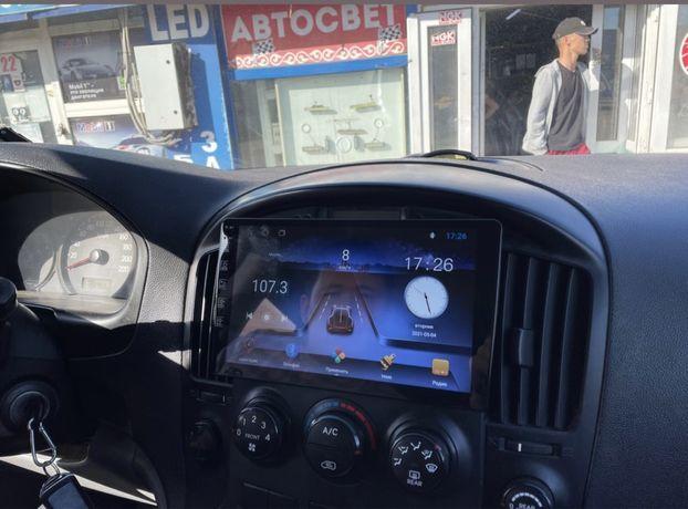 Штатные головные устройство автомагнитола на базе андройда