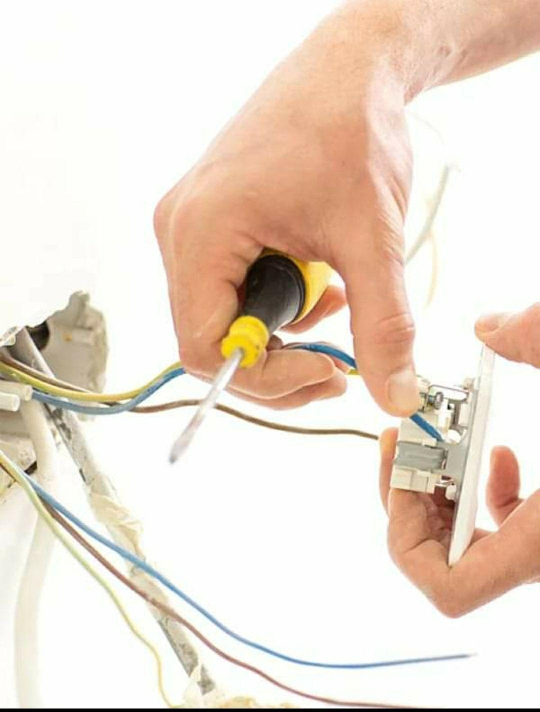 reparatii, montaj și întreținere, instalații electrice de interior