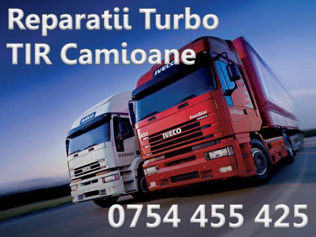 turbo turbina Camion Daf XF MAN TGA TGX cap Tractor scania John Deere