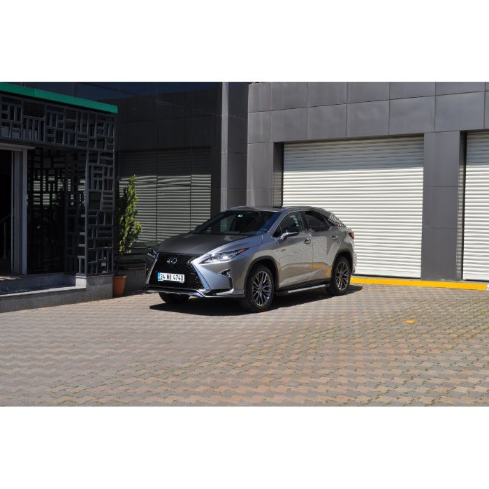 Praguri laterale dedicate Lexus RX 16-Prezent