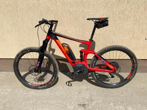"Bicicleta electrica Cube 20"" Stereo Race 2019"
