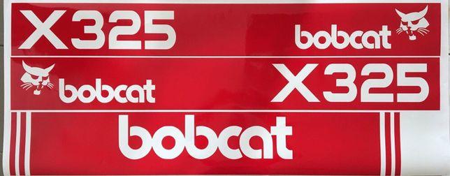 Autocolante/Stickere Utilaje BOBCAT, JCB etc.
