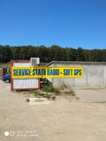 Magazin de statii radio CB, antene, microfoane, GPS-uri (Statii Jucu)