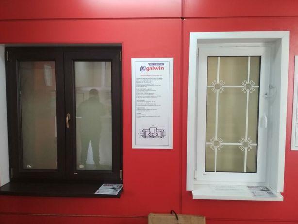 Пластиковые окна двери перегородки витражи Талгар