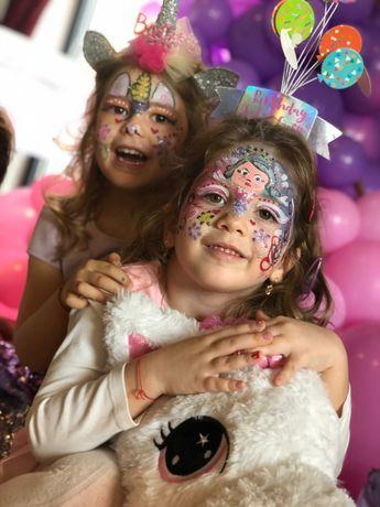 Animatori petreceri copii 90 RON