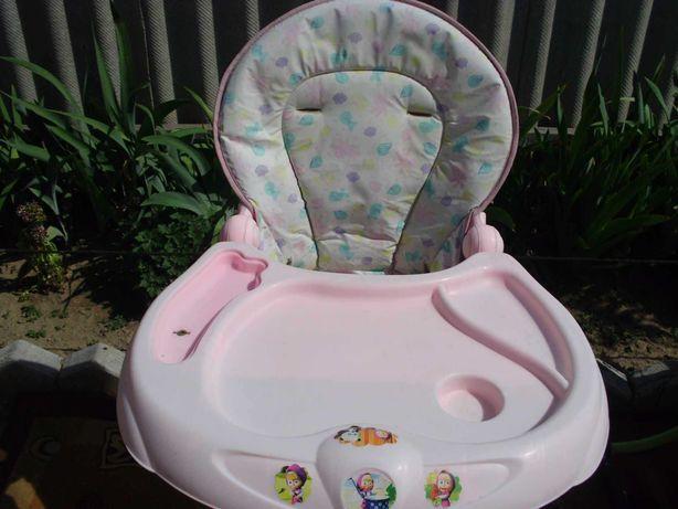 Детский столик-стульчик для кормления