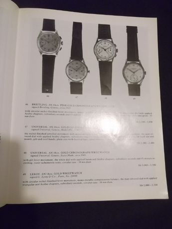 catalog licitatii Christie s preturi de pornire licitatie