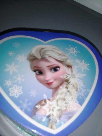 Jucarie caseta Frozen cu balerina