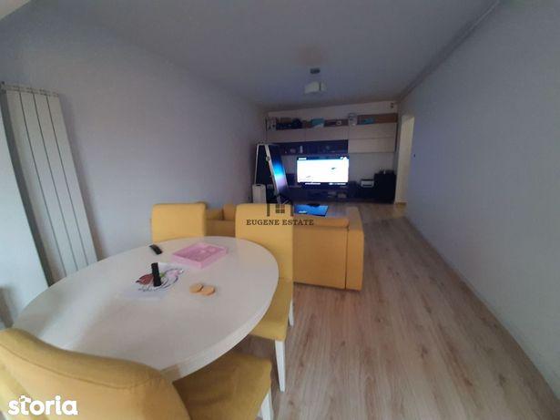 Apartament ultrafinisat cu 3 camere si curte comuna.