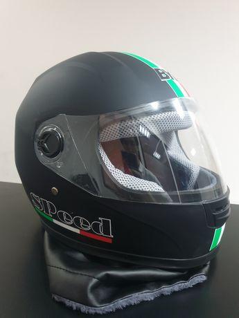 Новый мотошлем матовый,мотоцикл,мопед,Алматыскутер каска шлем курьер