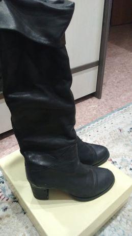 Натуральная кожа женская обувь