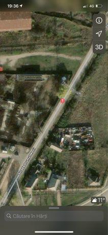 Vand teren intravilan 900mp strada Drumul Morii nr.4