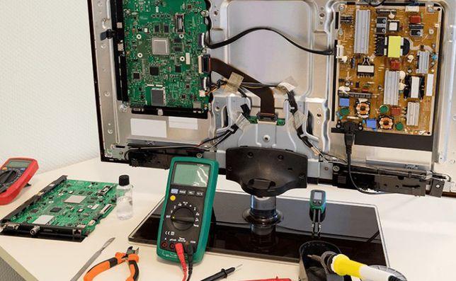 Reparatii tv smart si nonsmart