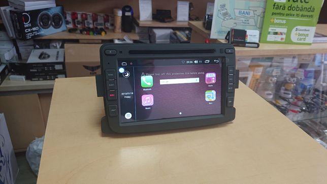 Navigatie Dacia Duster / Dacia Sandero cu Android 8.0, platforma S200