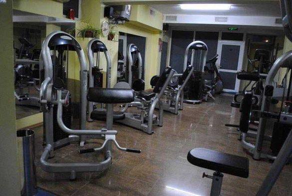 Професионални фитнес уреди