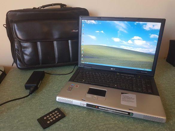 """Лаптоп ACER Aspire 9500 17"""" 1GB DDR2 80GB HDD"""