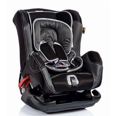 Scaun auto copii Bellelli Leonardo Black Grey Grupa 0+/1 (0-18 Kg)