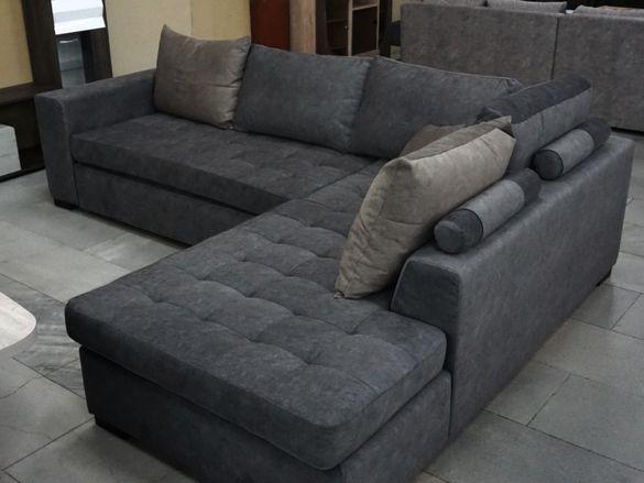 Ъглов диван с ракла Мебели РУМ Кремиковци