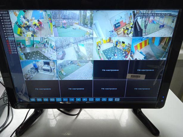 Монтаж (установка) камер видеонаблюдения. Келісімді баға!!!