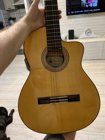 Prudencio Saez 57 Cutaway классическая электроакустическая гитара