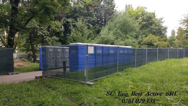 Inchirieri Garduri Mobile - Panou Mare (3,5x2m) - Bucuresti, Sect 5