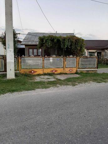 Casa batraneasca + teren 1400mp Brebu