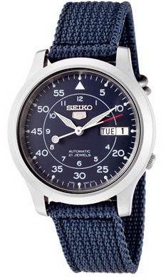 Seiko SNK807K2 ceas automatic barbati nou 100% original.