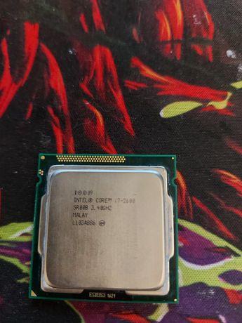 Procesor i7 2600 3.4 ghz socket 1155 plus cooler stock