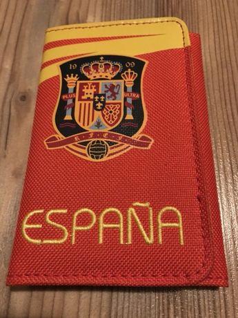 Portofel unisex - material textil SPANIA