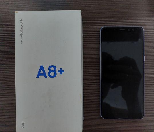 Продам Samsung A8 плюс