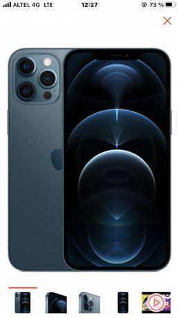 Продам Айфон 12 про макс 256 гб новый