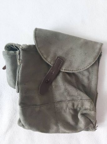Автентична съветска (руска) сумка, изключително здрав брезент. Нова!