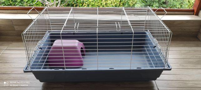 Cușca rozătoare (Chinchilla sau Hamster)