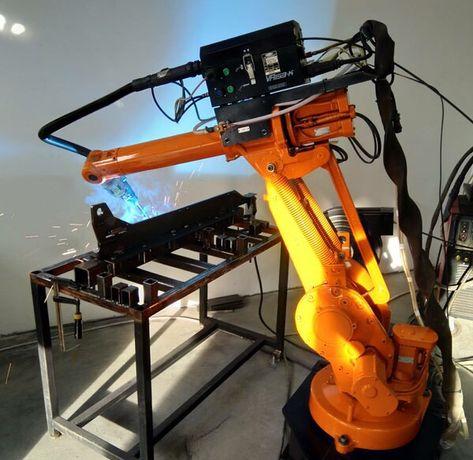 Заваръчен робот, робот за заваряване МИГ-МАГ, ПУЛС