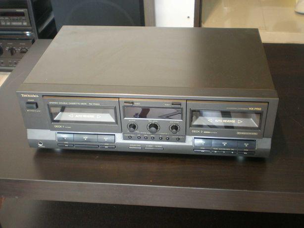 Technics RS-TR333 - Stereo Double Cassette Deck
